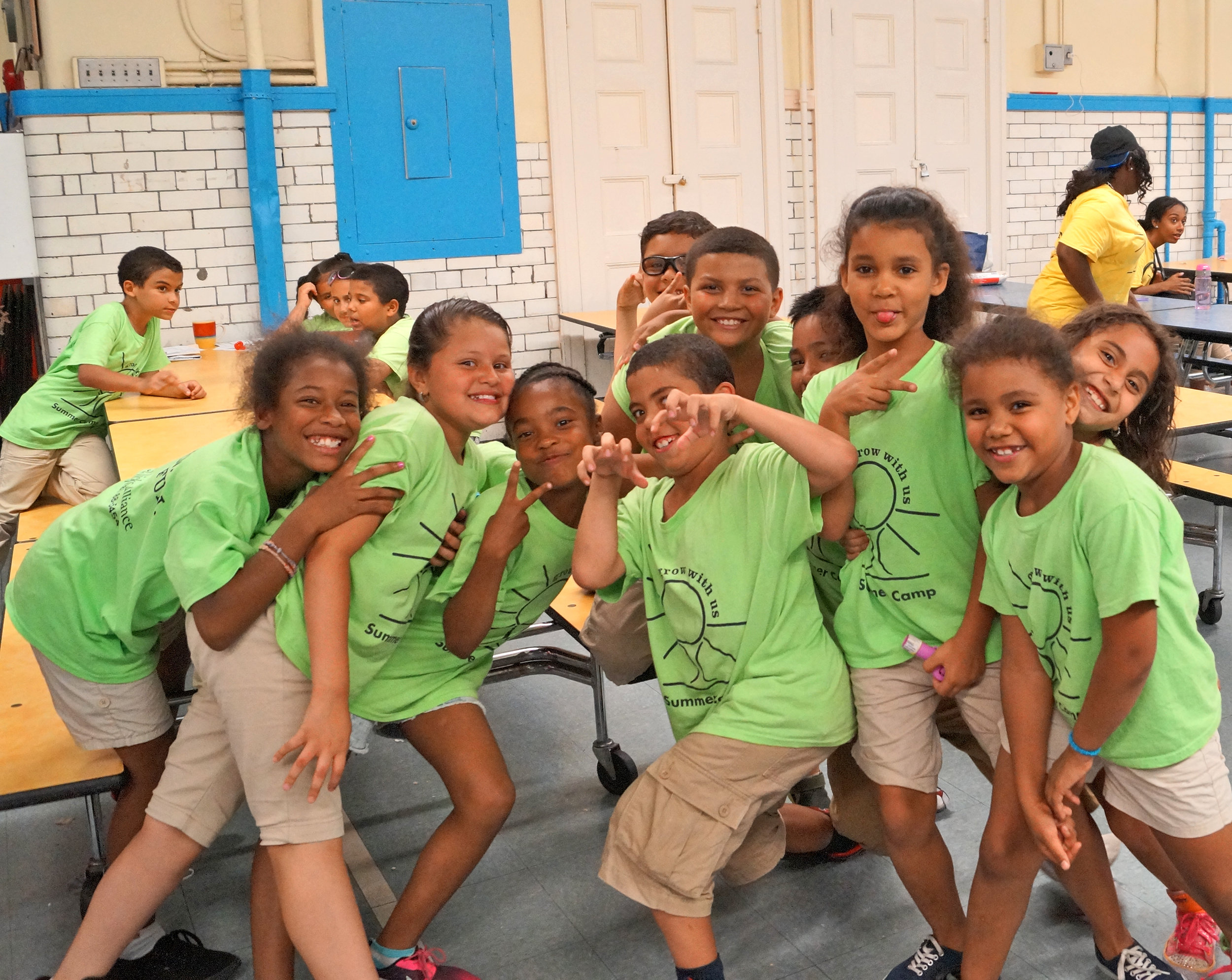 Our Summer Camp kids enjoy their break with fun activities and educational trips.