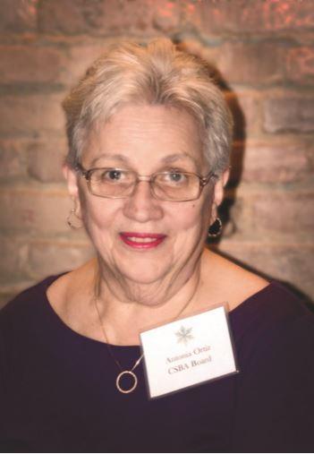 Antonia Ortiz  a lifelong member of the community has always kept active in the community