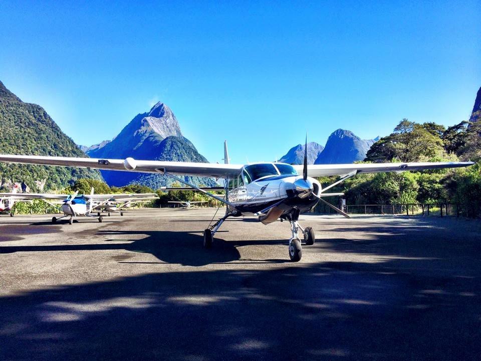Butler NZ plane