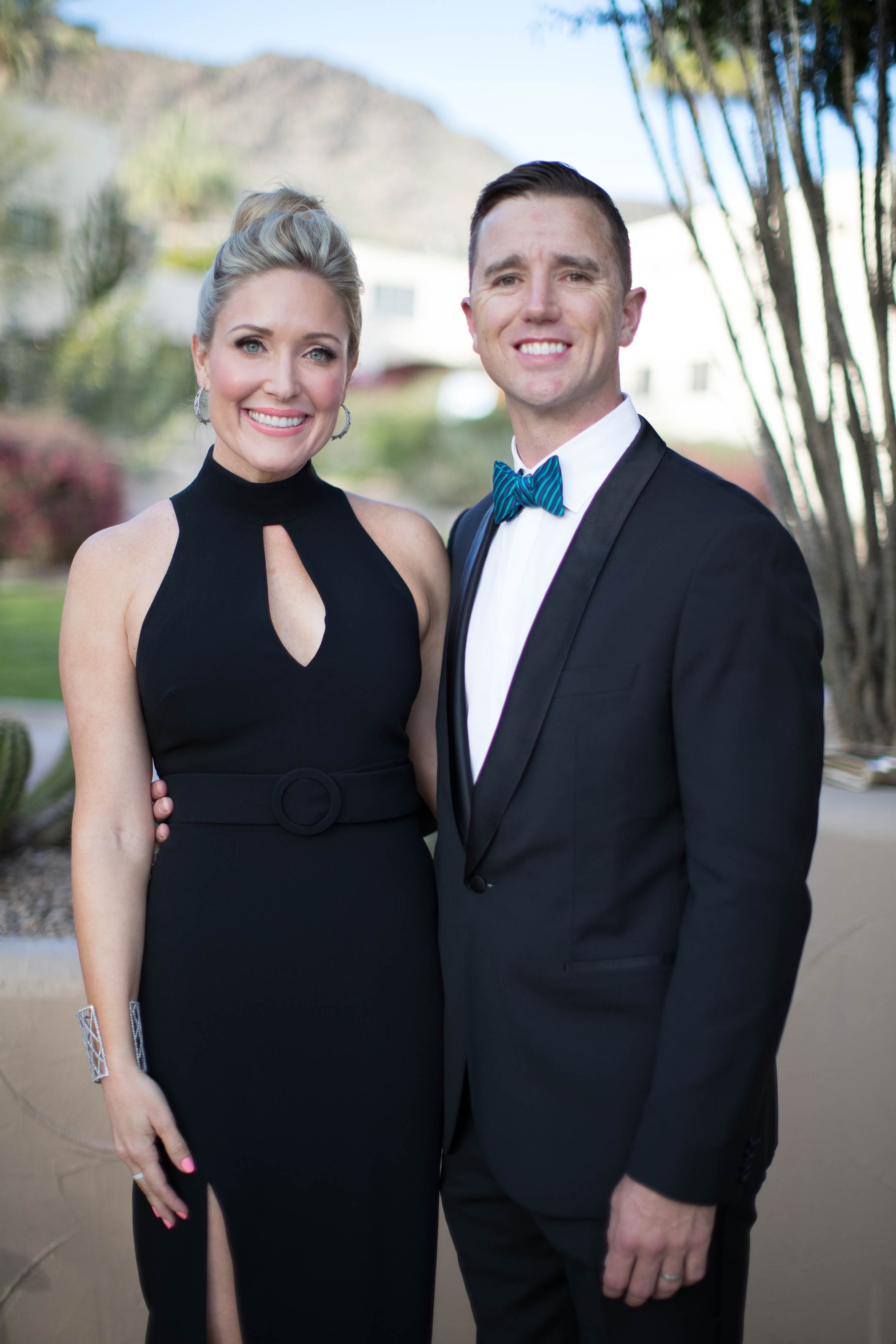 Billy and Nicole Cundiff