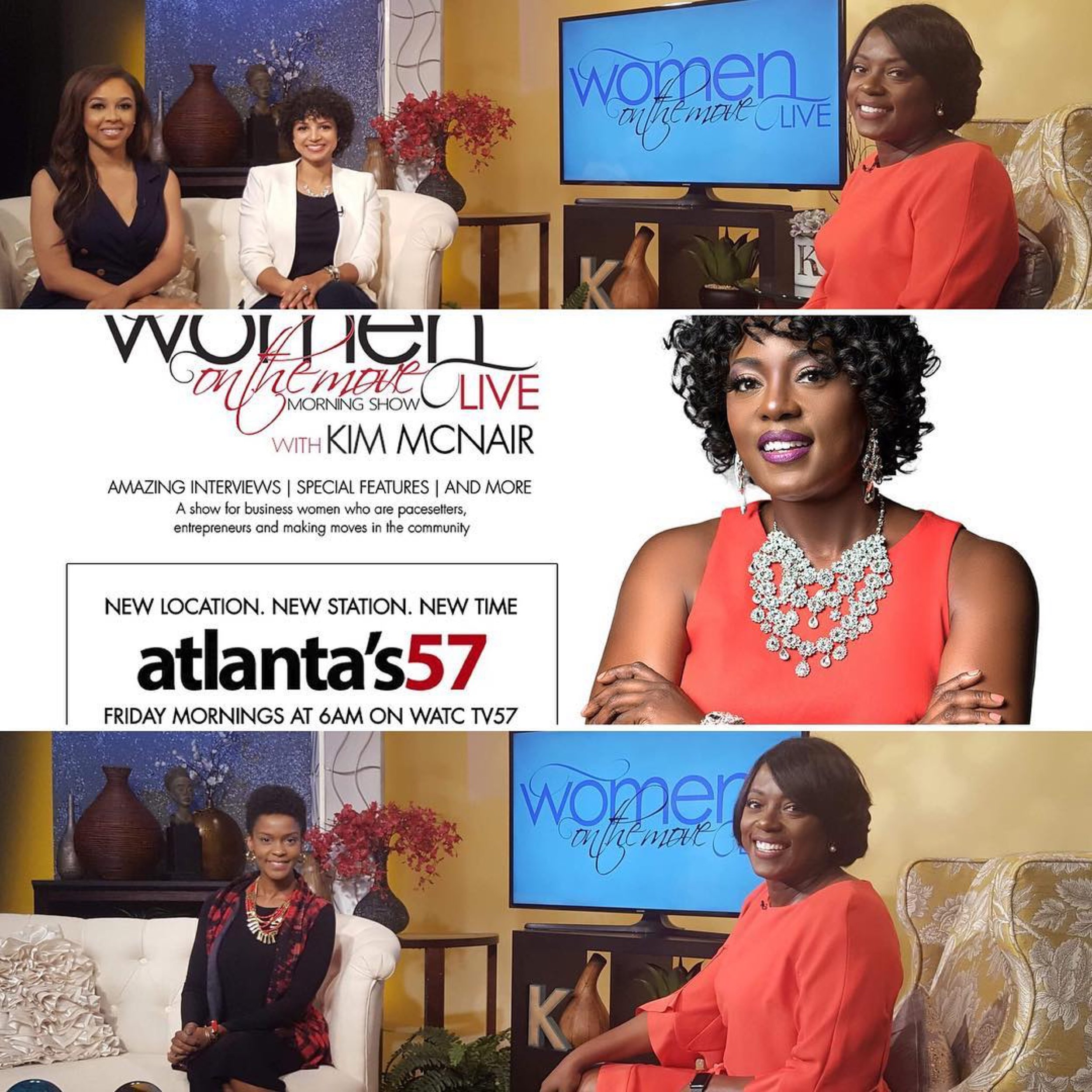 Women on the Move TV  (15:16-27:20)