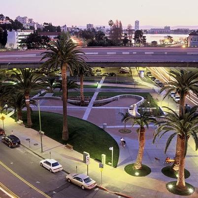 Splashpad Park  Oakland, CA