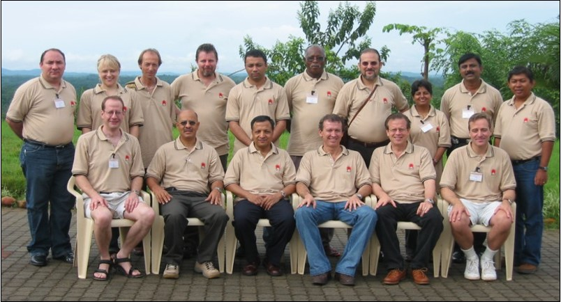 Meeting of Solar Entrepreneurs held in India 2005