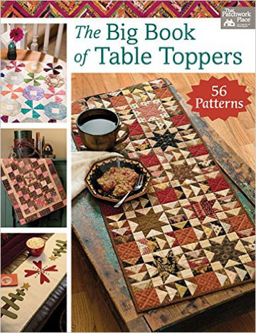 Table Topper Book