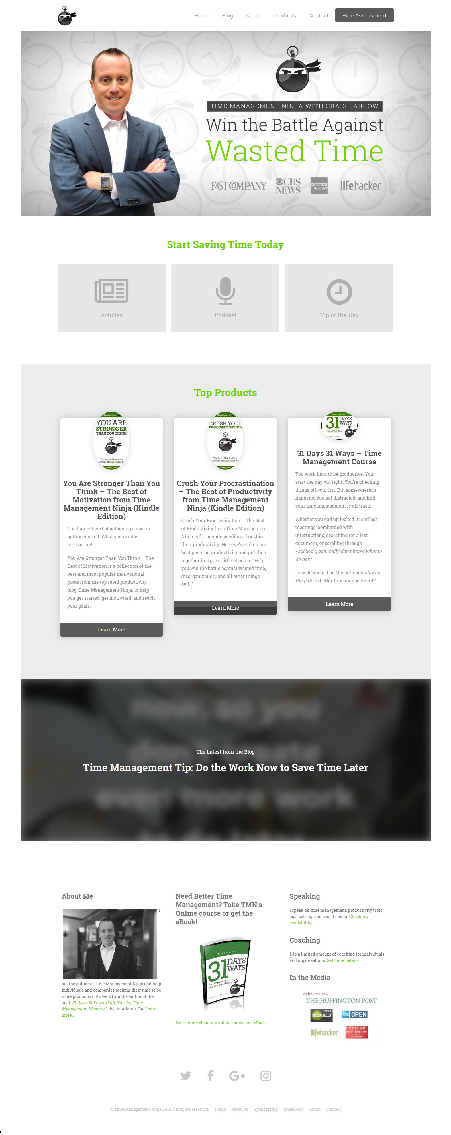 Time Management Ninja    Winning the battle against wasted time, disorganization, clutter, and all other things evil… .pdf.png