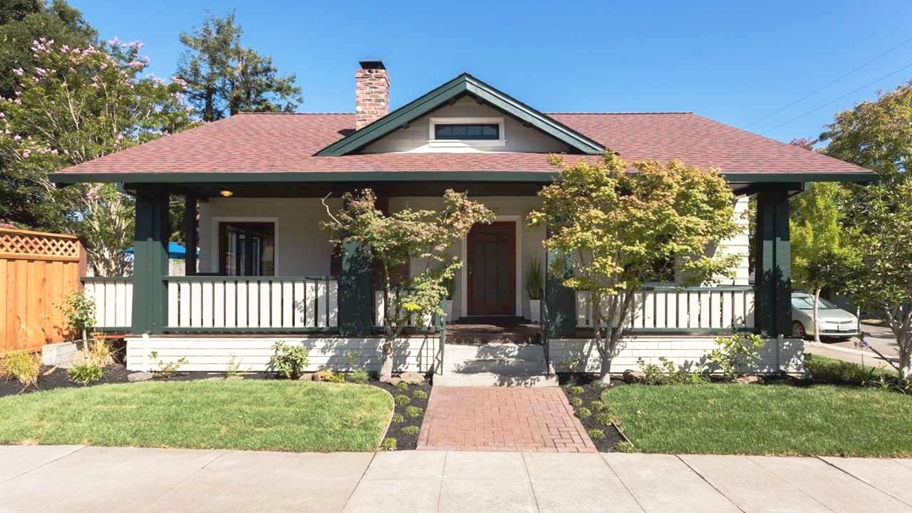 1517 Court Street, Alameda  Listed for $1,095,000 | 10 offers  REPRESENTED THE BUYER