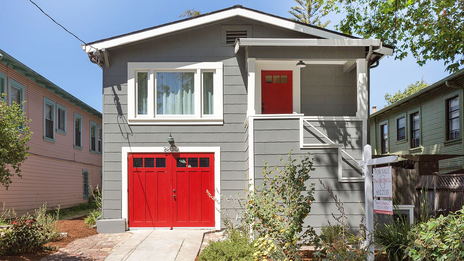 2030 6th Street  , Berkeley Listed for $799,000 | 13 offers REPRESENTED THE SELLER