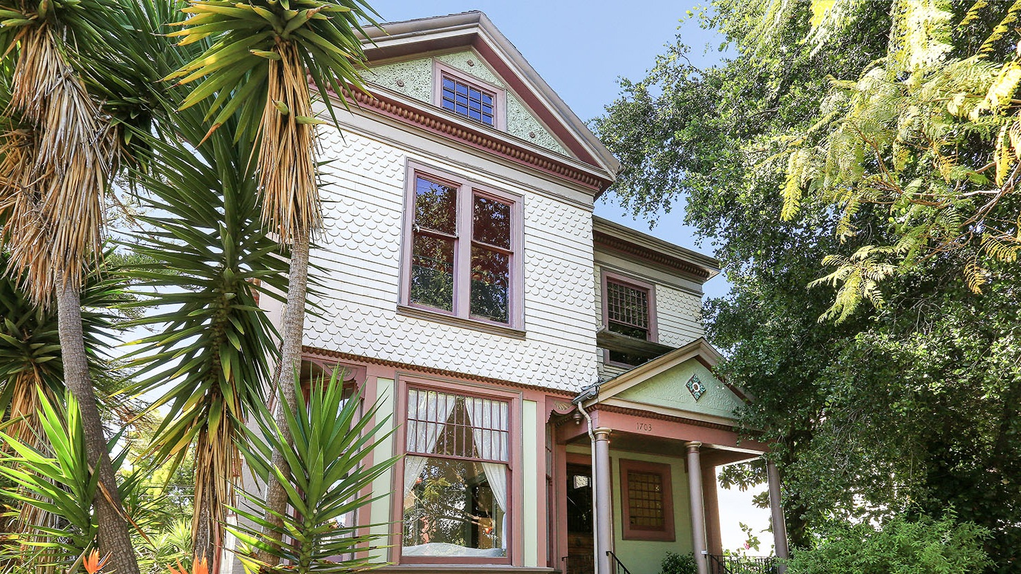 1703 19th Avenue  , Oakland Listed for $799,000 | 9 offers REPRESENTED THE SELLER