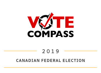 Not sure which party most closely aligns with you? - Vote compass is similar to a quiz but, at the end it shows the results of which parties you must closely align to and where you fall within their platform points!