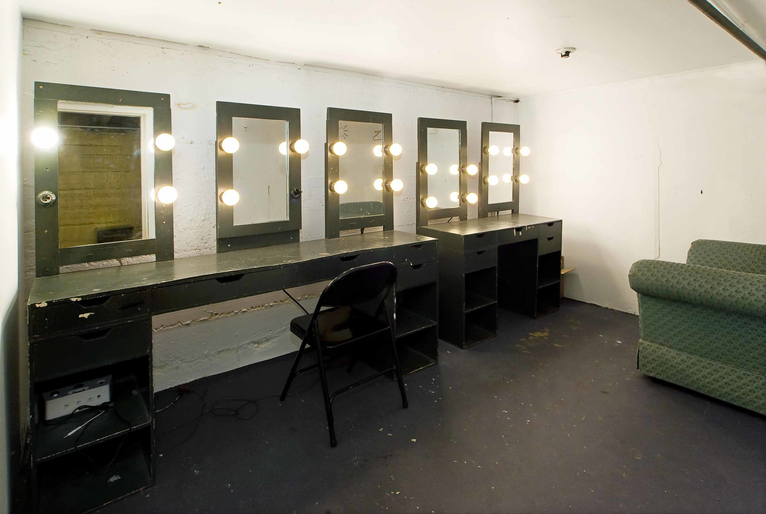 Main Theater Dressing Room