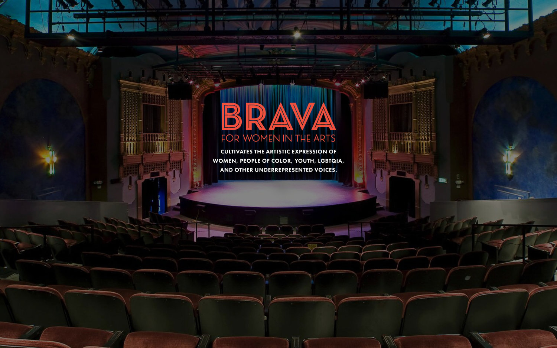 Brava for Women in the Arts