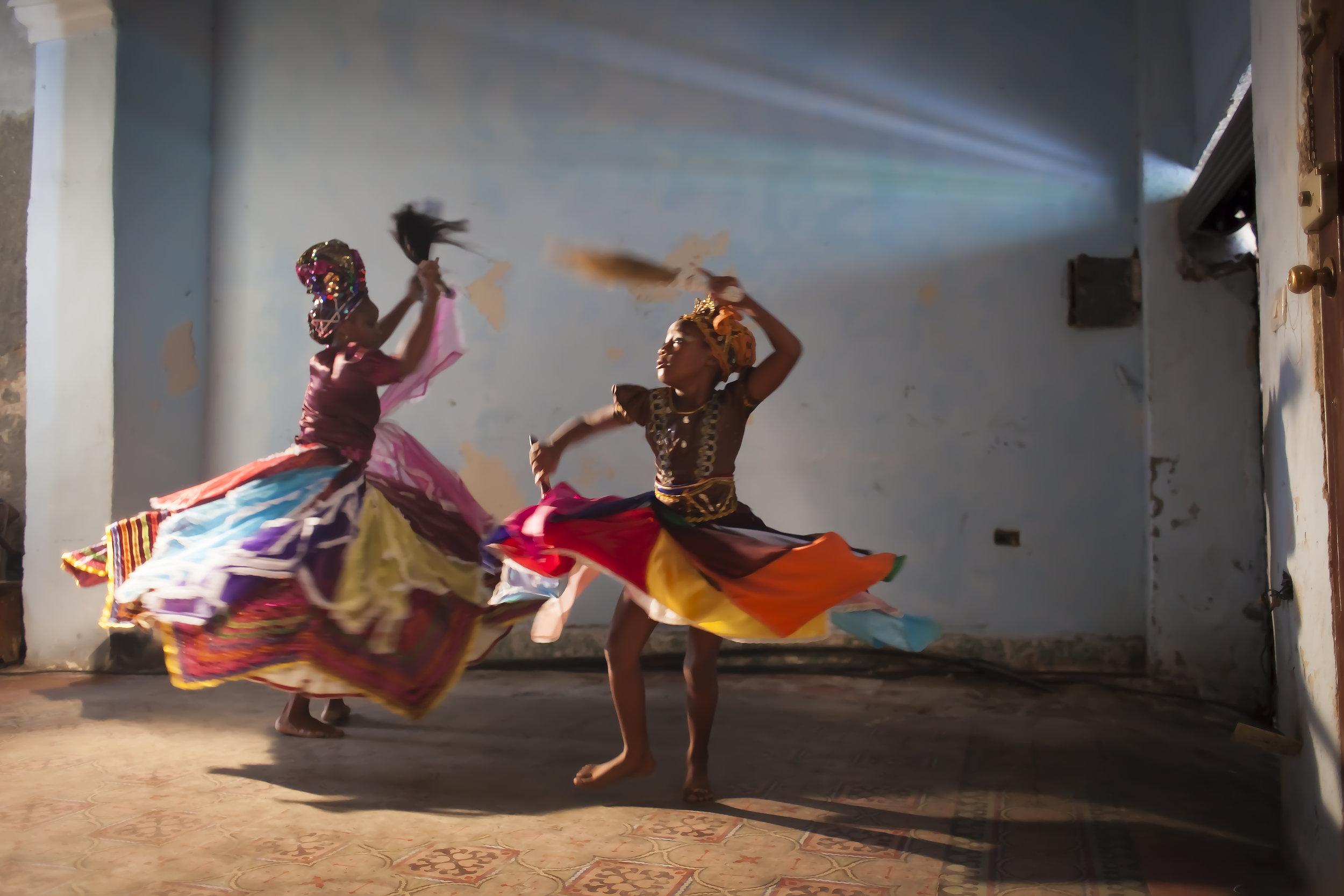 Film still from  Dance With Your Heart  (Tengo Talento Cuba)(United States, 2017)10:21,Director: Eli Jacobs-Fantauzzi