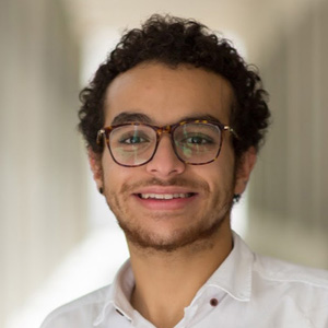 Playwright Adam Ashraf Elsayigh