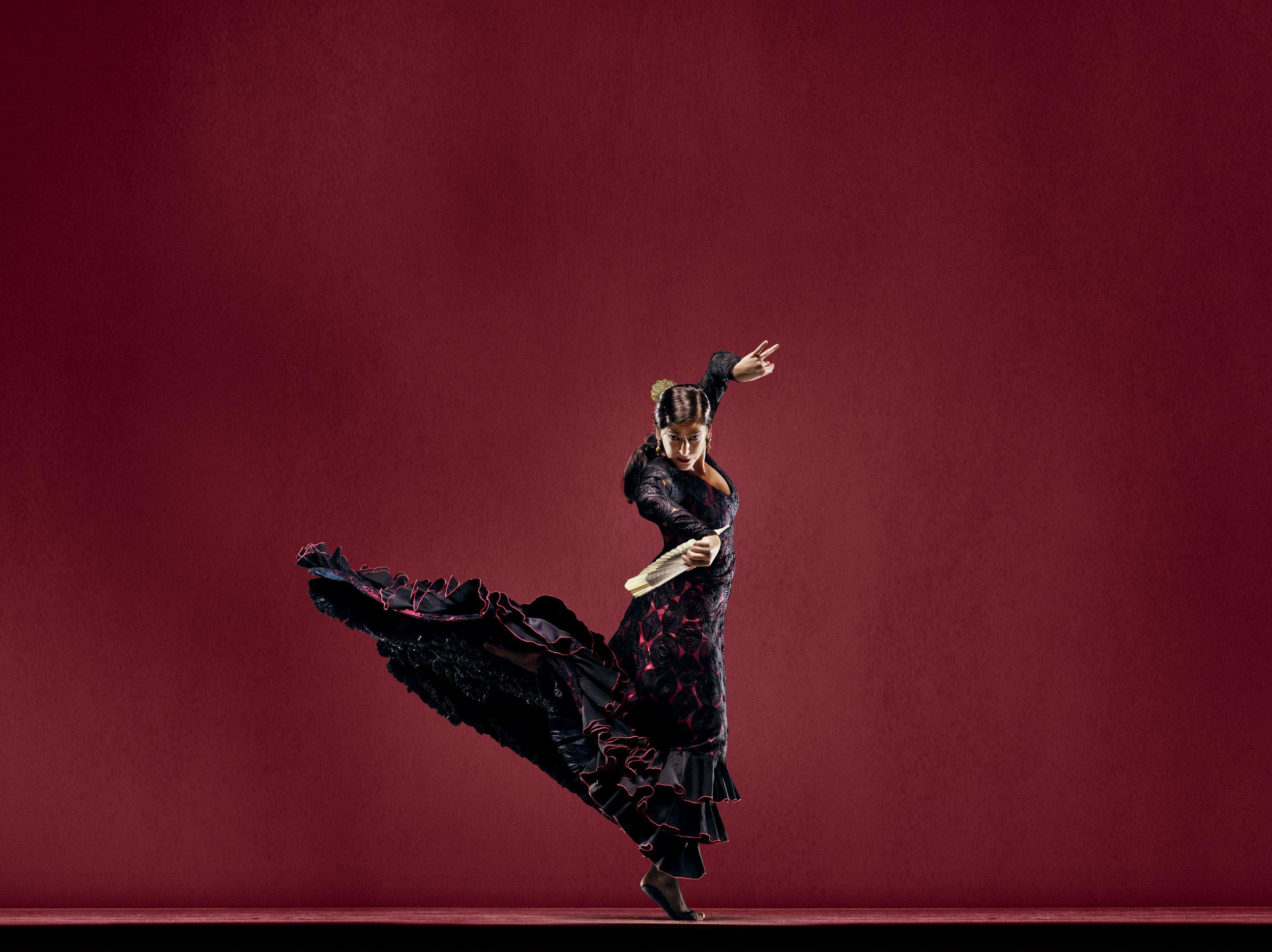 Theatre Flamenco by RJ Muna