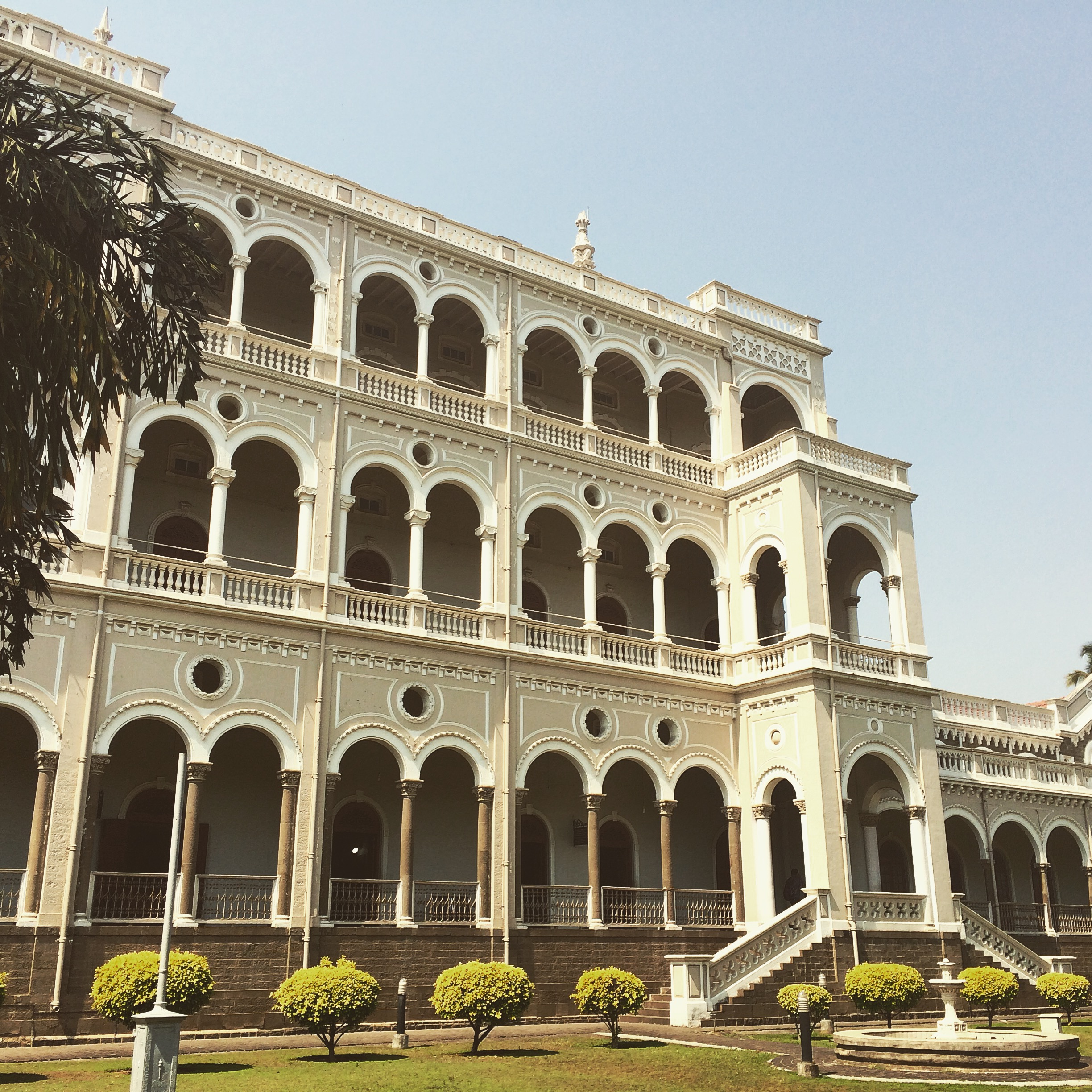 Aga Khan Palace, Pune, India