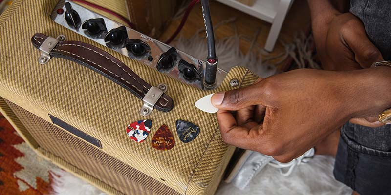 Guitar picks and amps are just a few of the over 800 million listings you'll find on eBay.