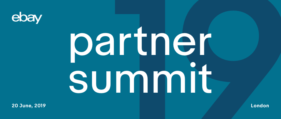 eBay Partner Summit 18. May 2&3, 2018, eBay Campus, San Jose, CA