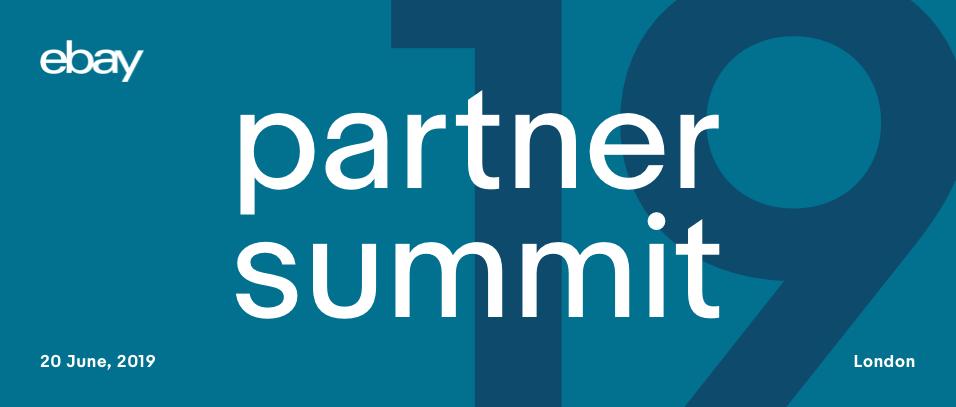 eBay Partner Summit 18. May 2&3, 2018, eBay Campus, San Jose, CA
