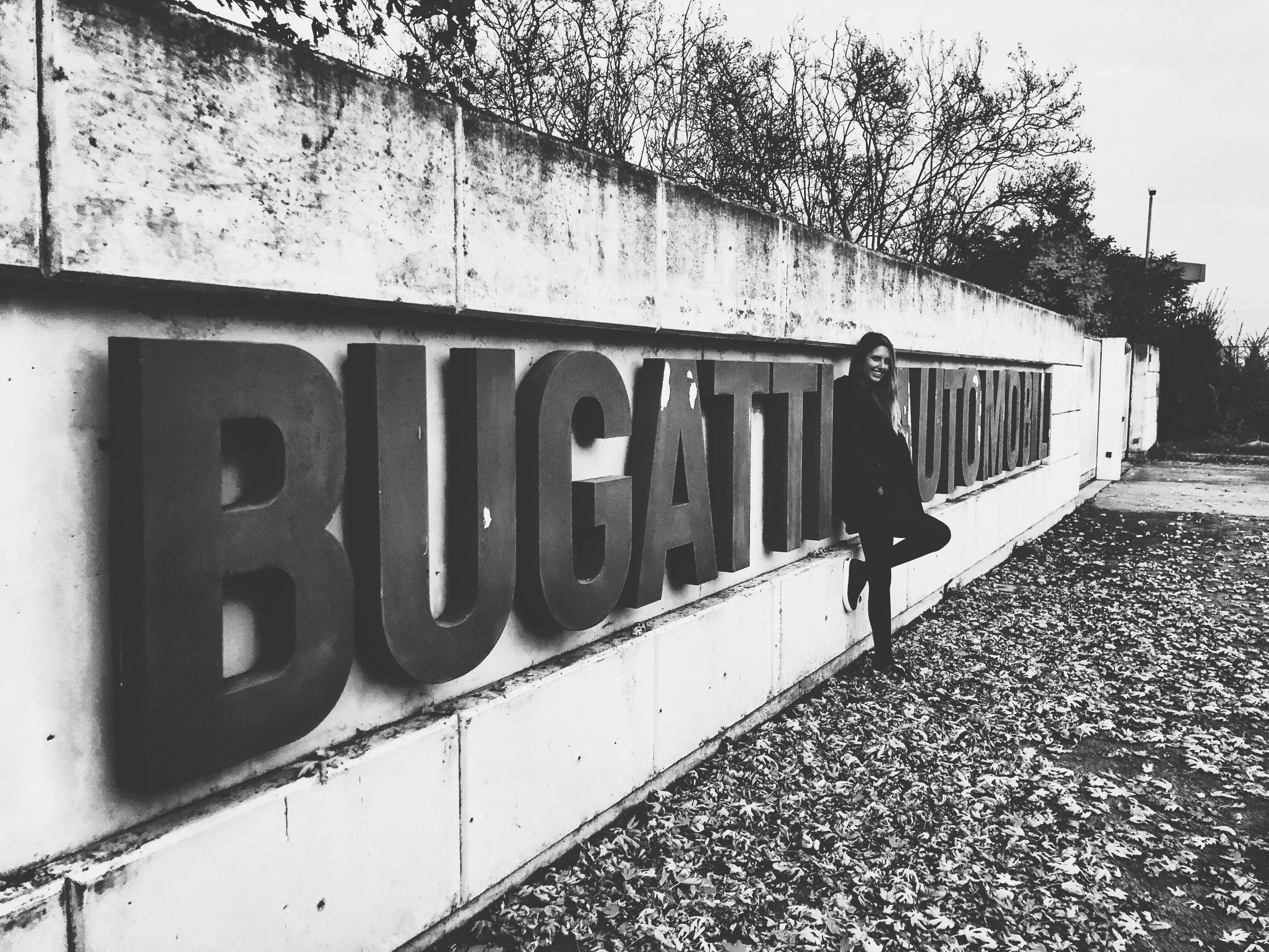Abandoned Bugatti Factory | Campogalliano