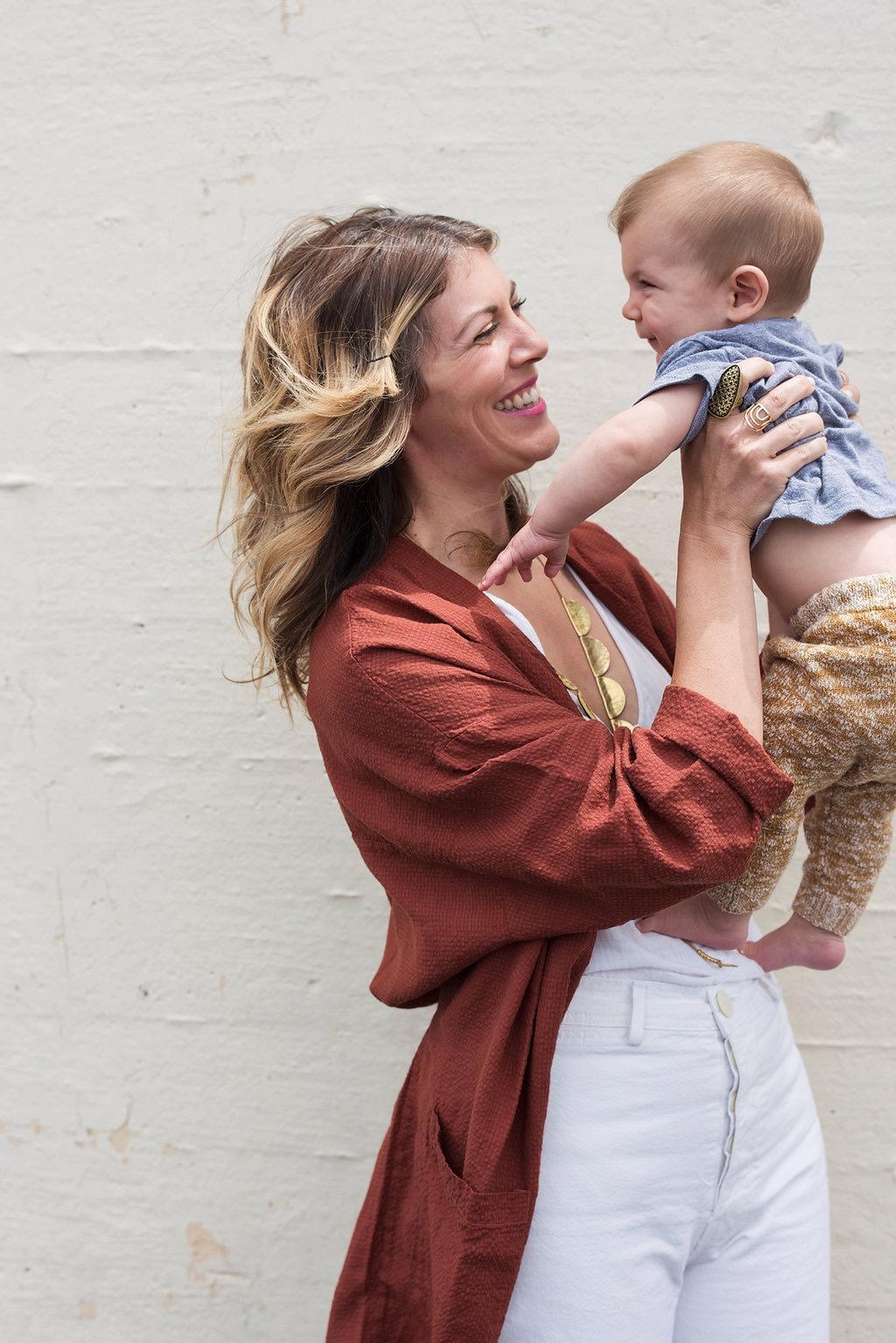 Photo by   Sarah Hebenstreit of Modern Kids Co