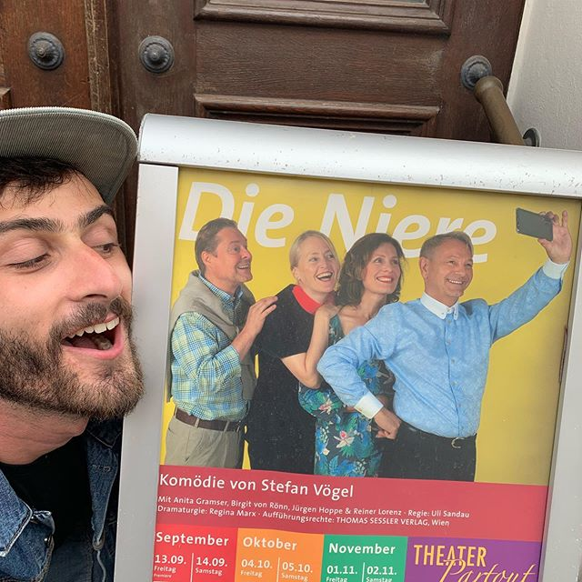 Had a great time in Lübeck.  Also found this fantastic poster promoting adult selfies. Kiel tonight!