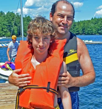 Camp Cedar Father / Son Camp