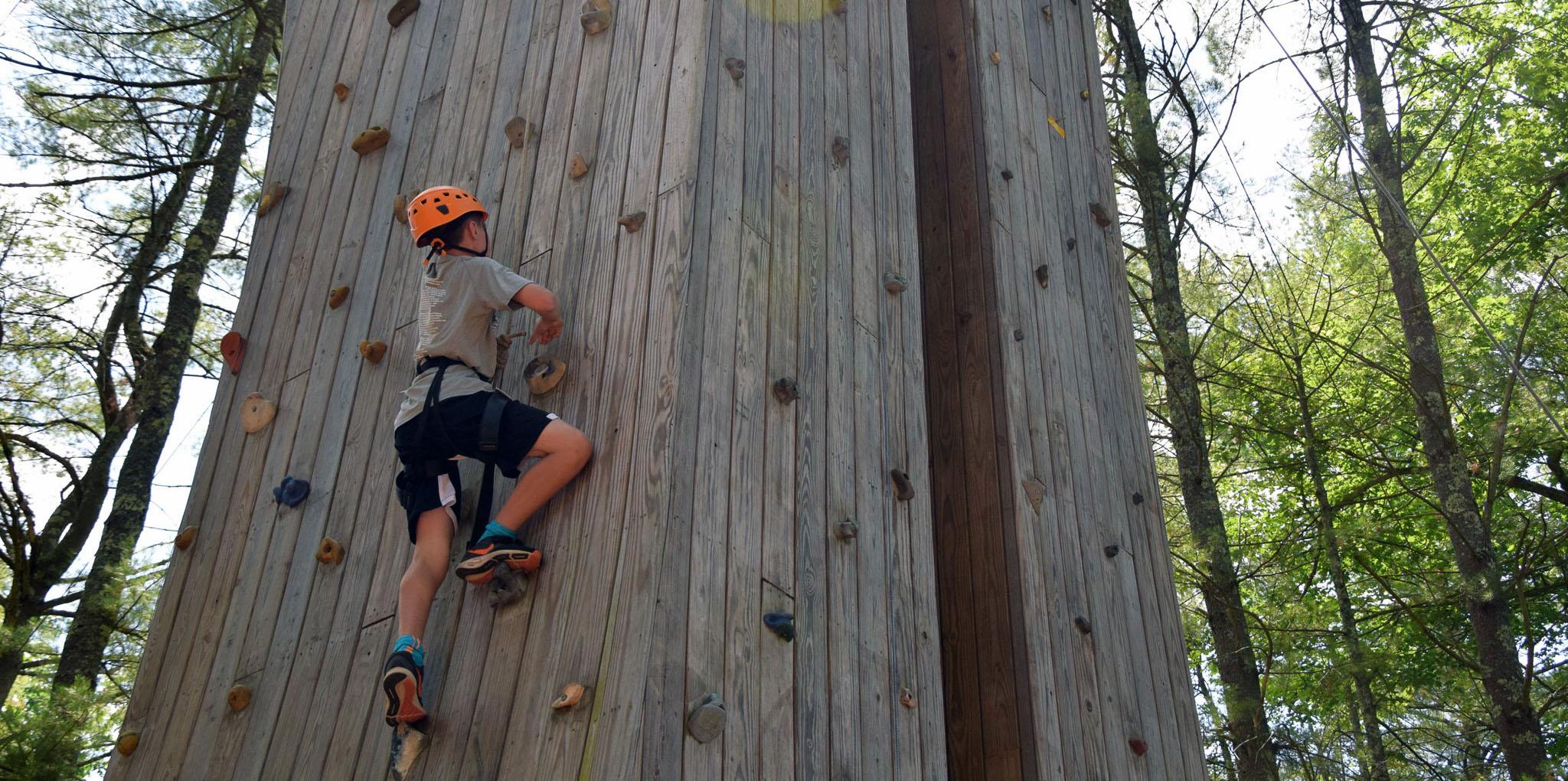 Camp Cedar    CHALLENGE