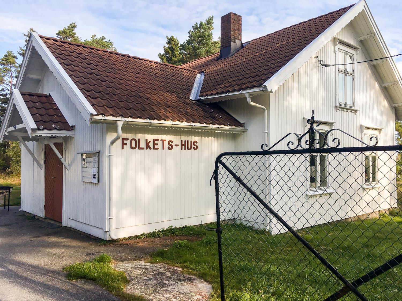 Norges eldste Folkets Hus
