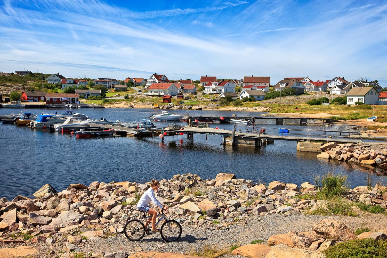 Vikerhavn på Asmaløy