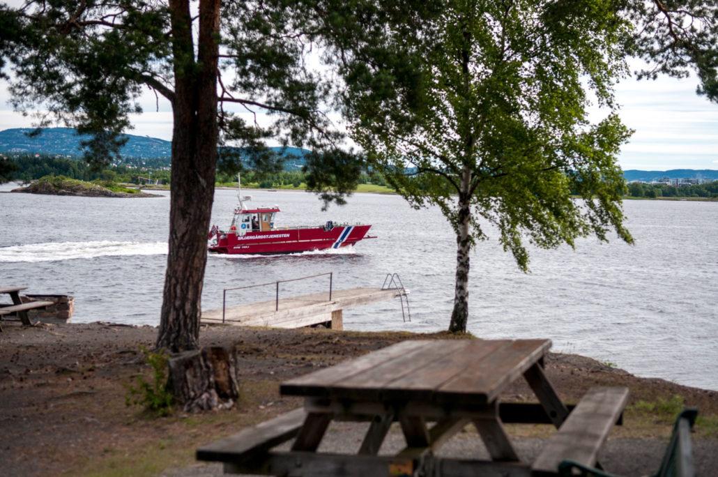 Indre Vestfjorden: Bærum Asker