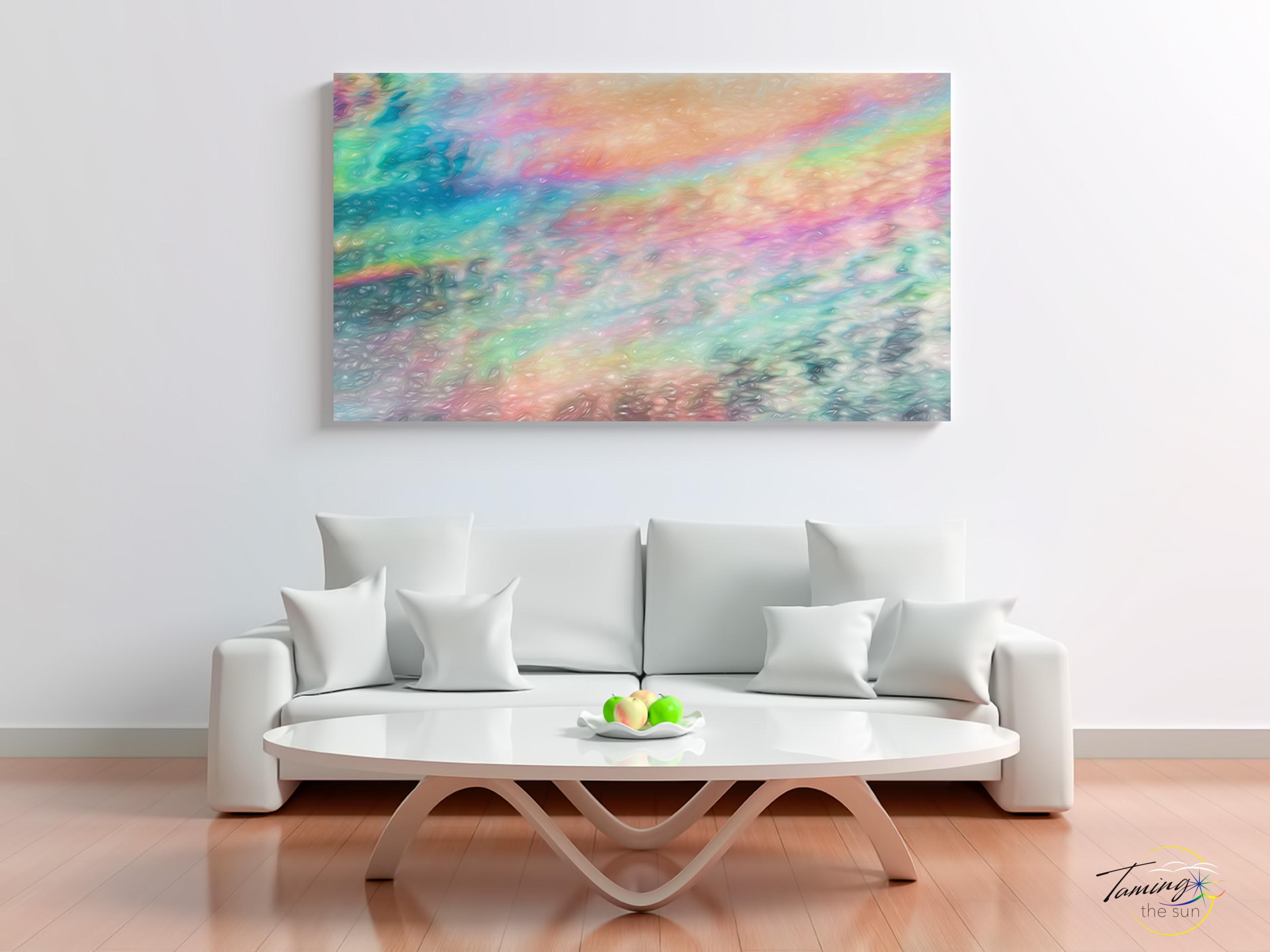 Sunlight Color Spectrum