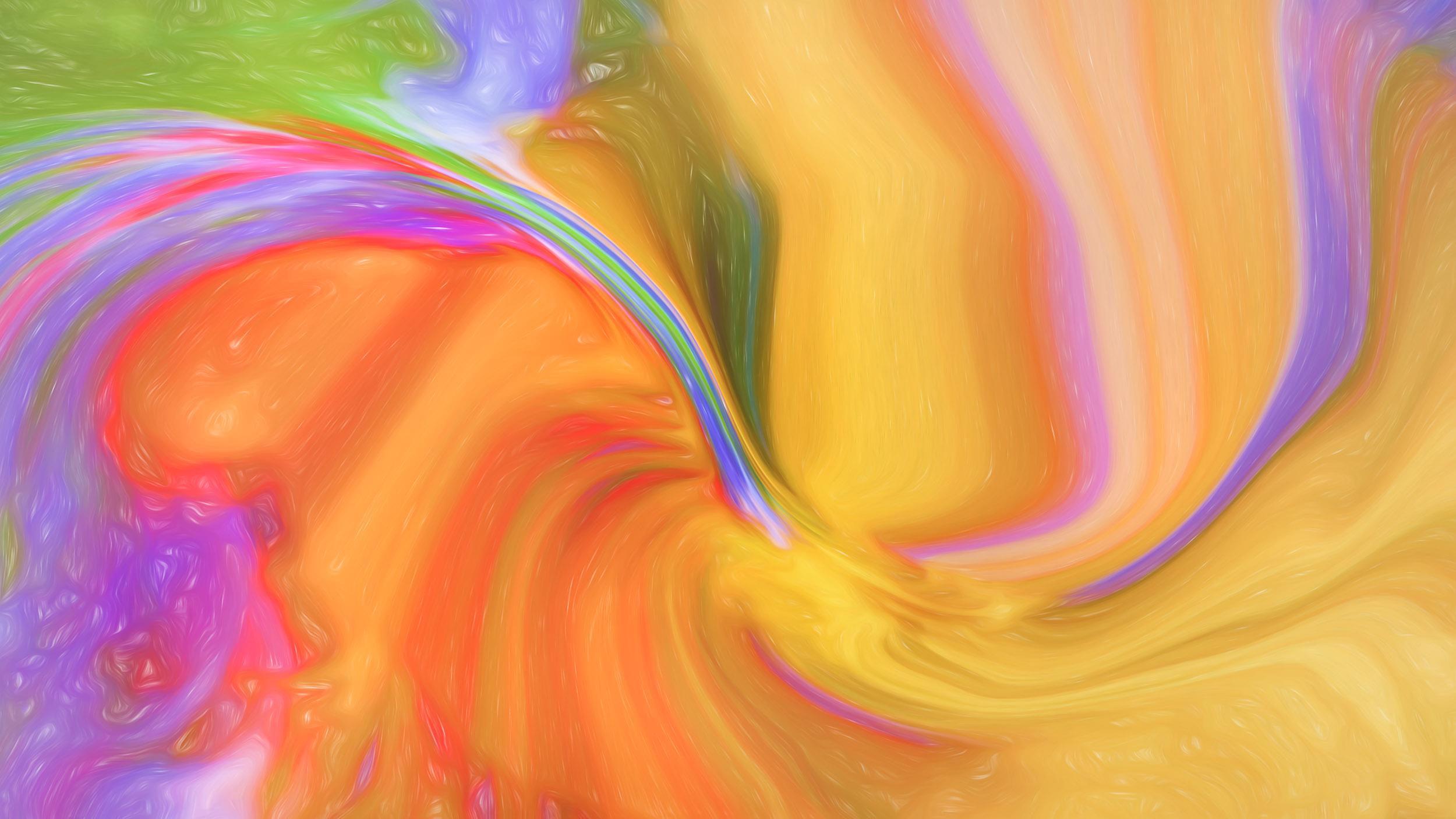 """Color Wave"" - Photography Artist Kevin Sibbitt"