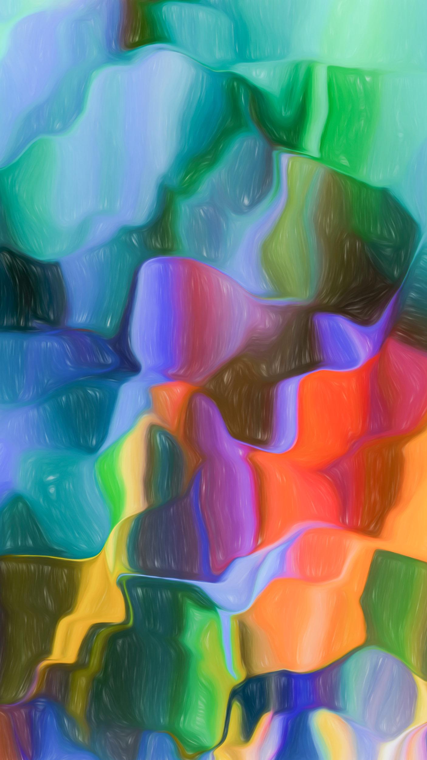 """World of Color Narrowed"" - Photography Artist Kevin Sibbitt"