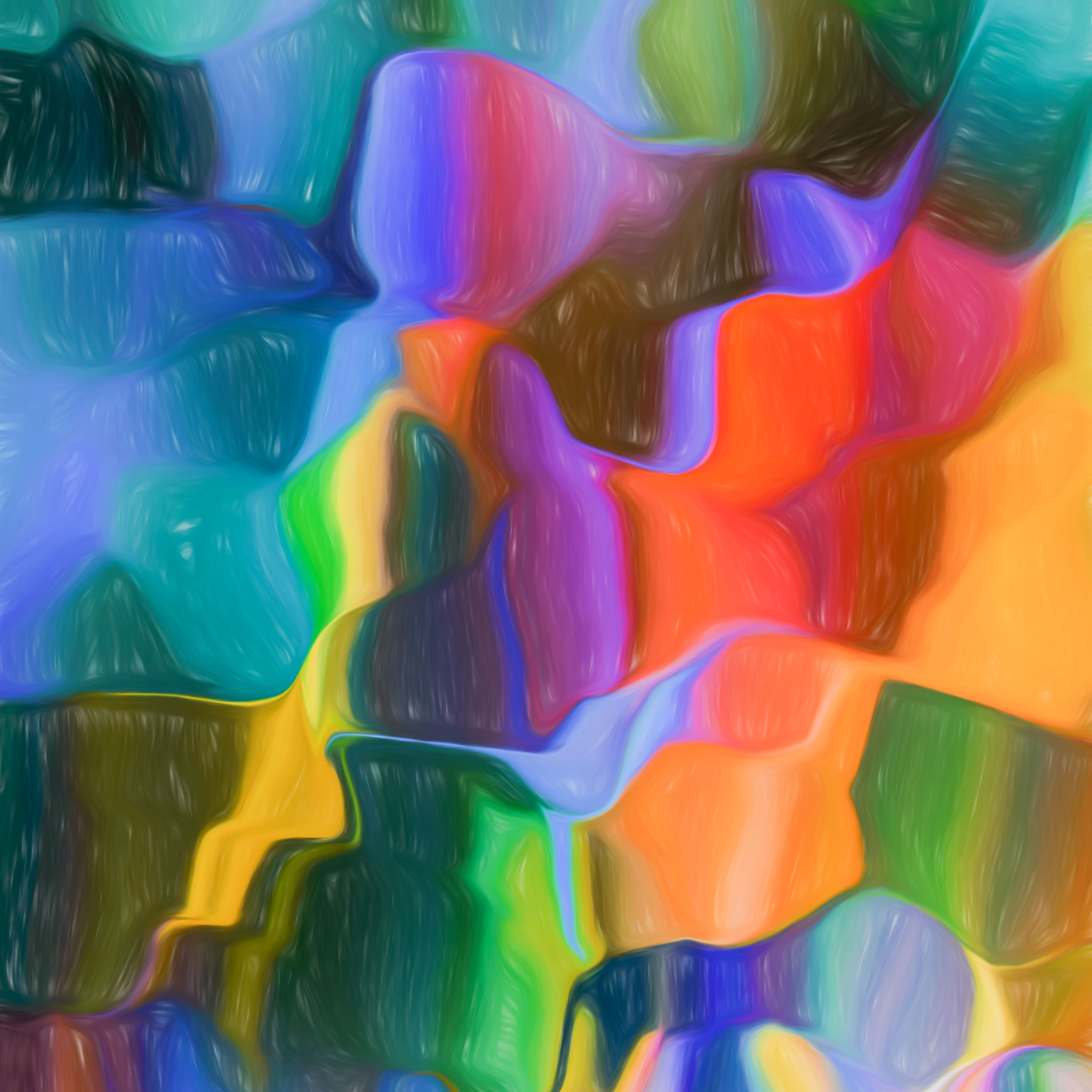 """World of Color Squared"" - Photography Artist Kevin Sibbitt"