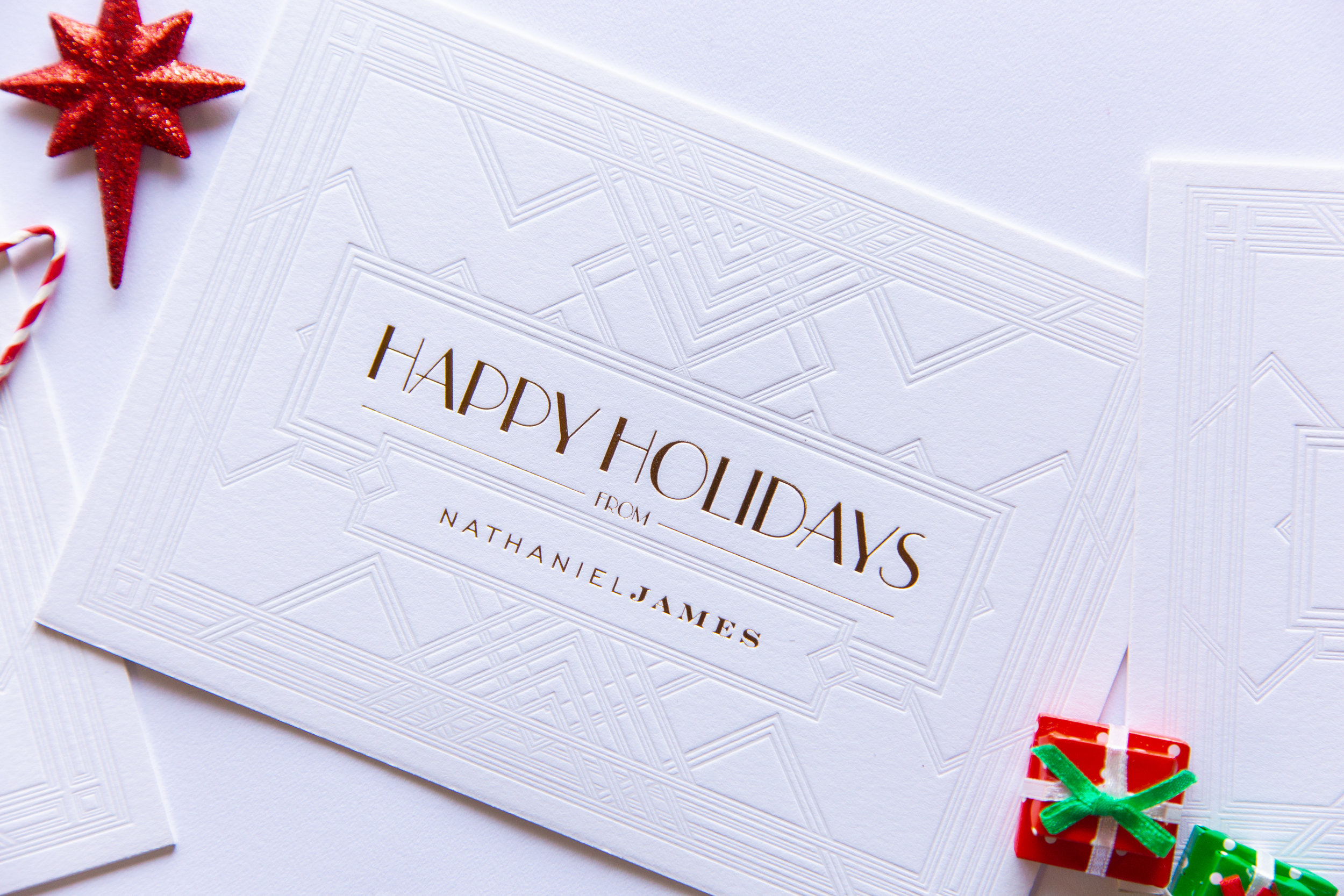 HOLIDAY CARDS -
