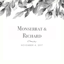 Monserrat + Richard