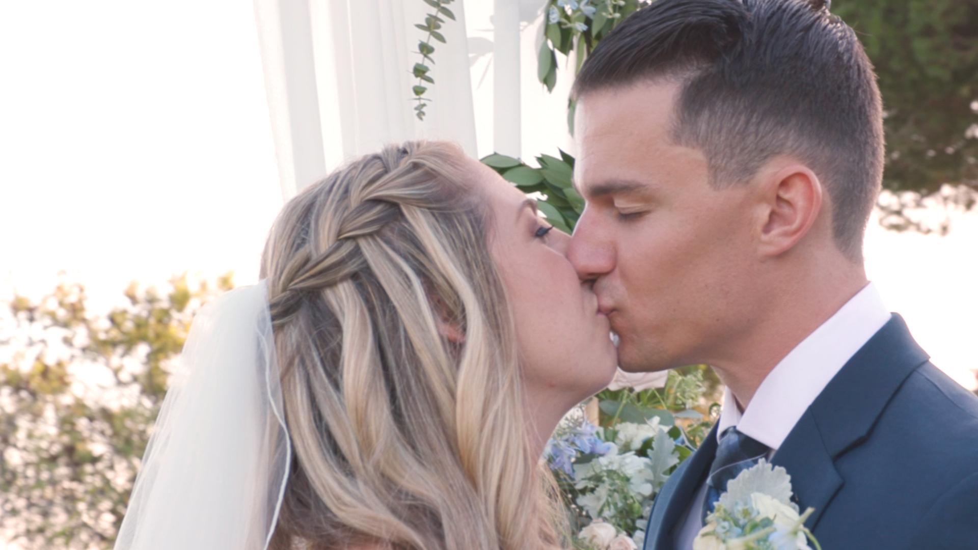Courtney & Logan - kiss.jpg
