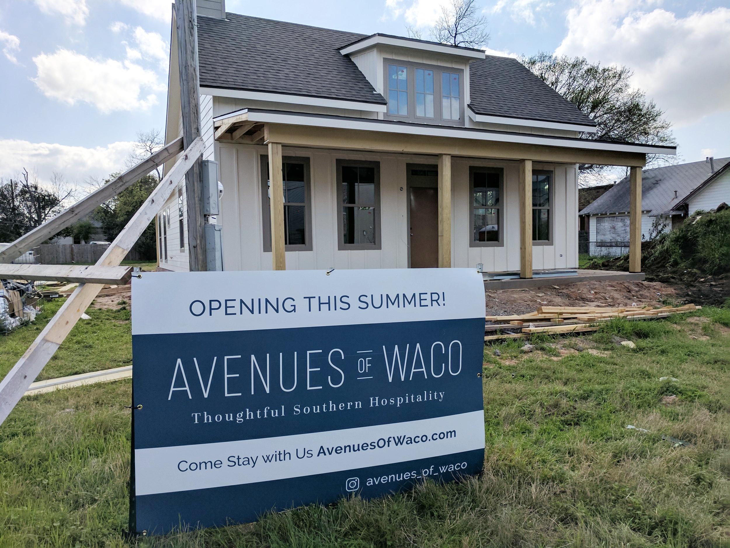 Avenues of Waco