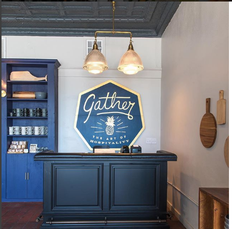 Gather Waco   is more than just a store; our space is a place to celebrate community and share life with others.