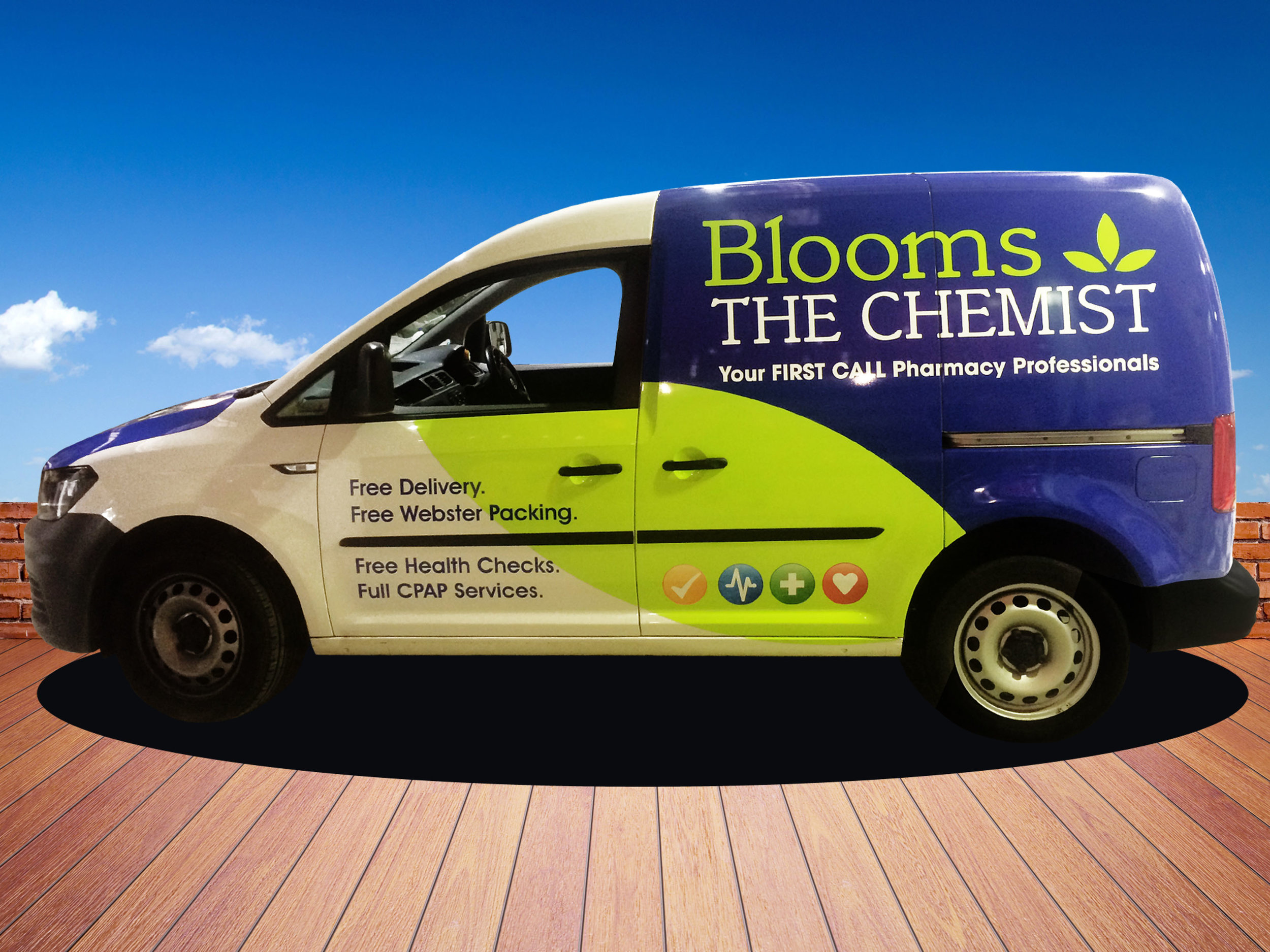 BLOOM'S CHEMIST