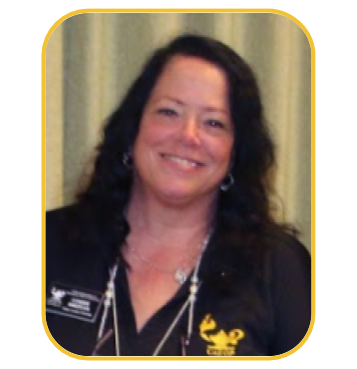 Our first member spotlight for the 2019-2020 year is Cyndee Amezcua of Hemet Unified School District in Hemet, CA.