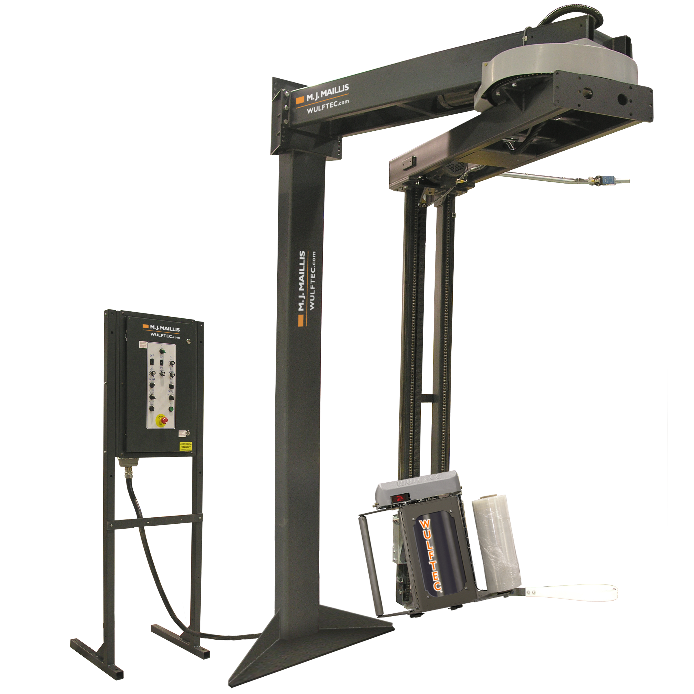 WRT 100 Wulftec Stretch Wrap Machine.PNG