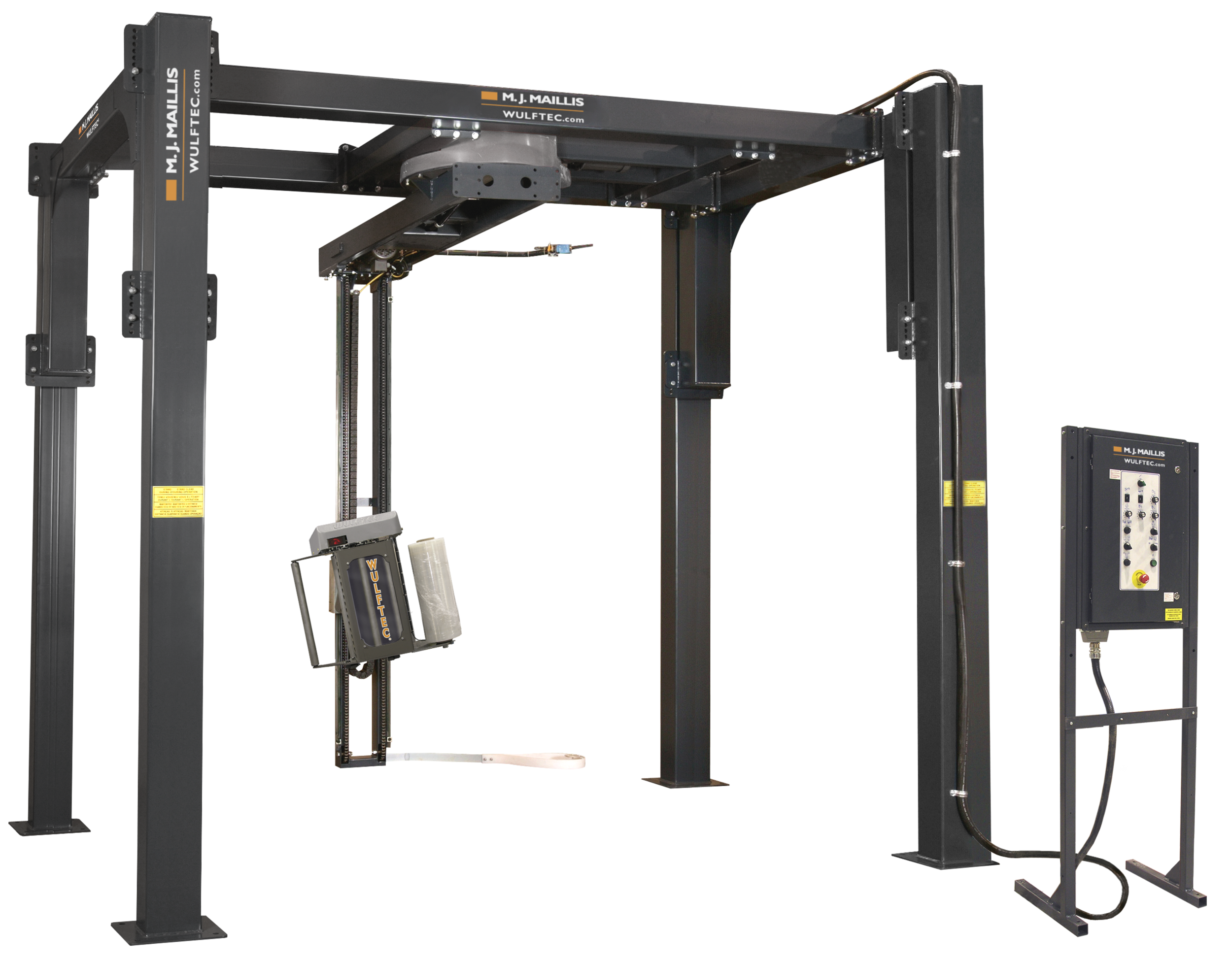WRT 200 Wulftec Stretch Wrap Machine.PNG