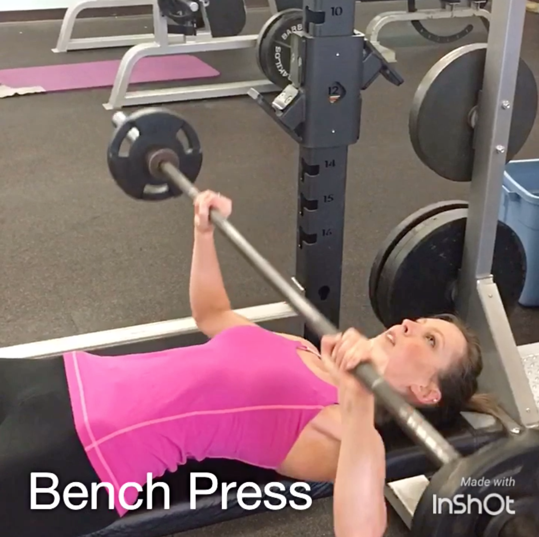 Cooley-Bench-Press