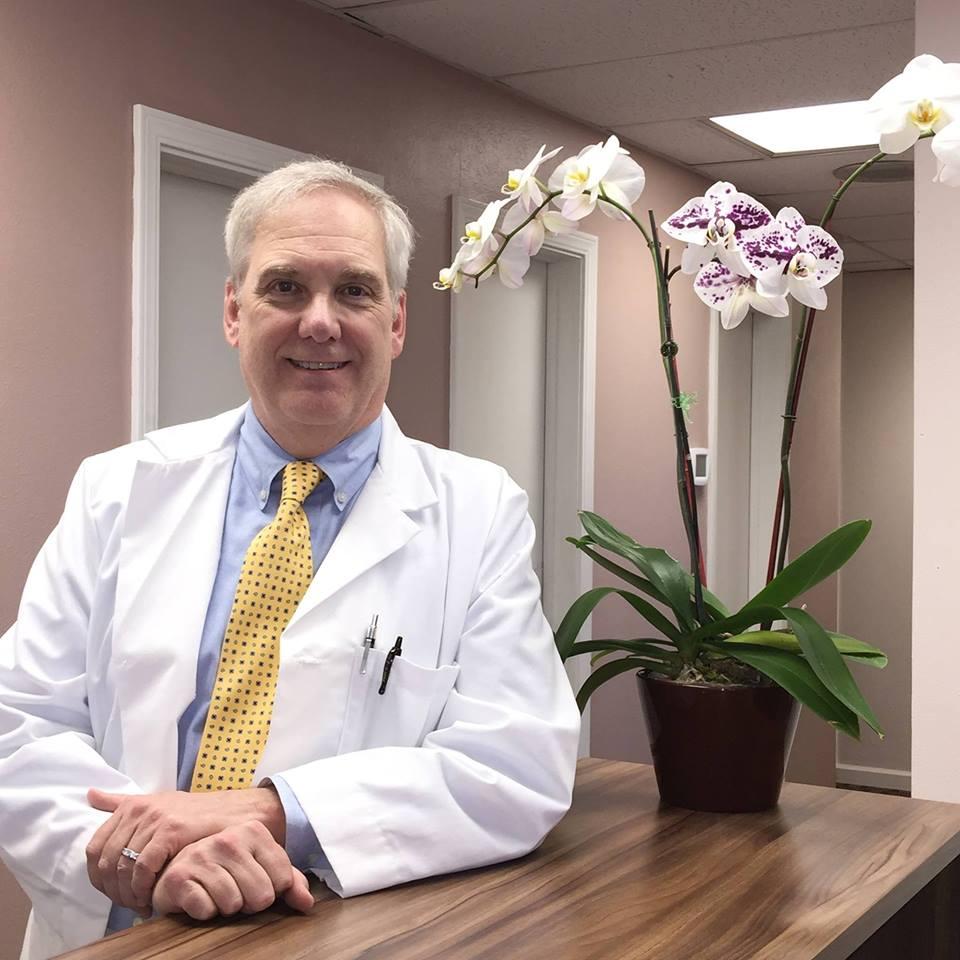 Meet Dr. English 2015