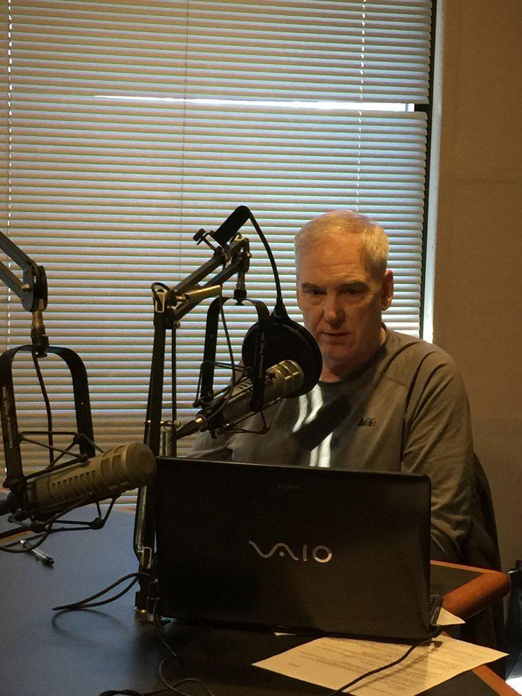 Dr. English on Radio
