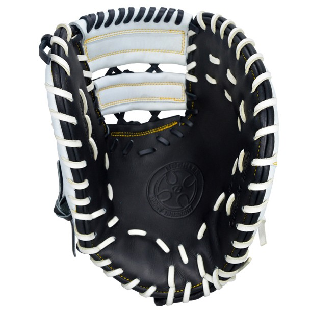 We believe that the double-bar web allows the glove to play more open, which makes it a perfect design for fastpitch because of the ball size.