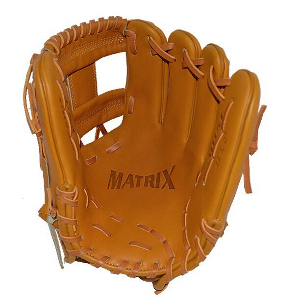 Yellow-tan Matrix by Buckler Sports is waiting for you at @EarlSportsCo. I lowered the price, so they won't last long.  https://earlsportscompany.com/clearance #baseballglove #baseballgloves #baseball #baseballgear