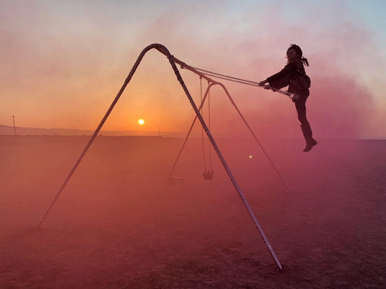 Swingers & Sliders Playground