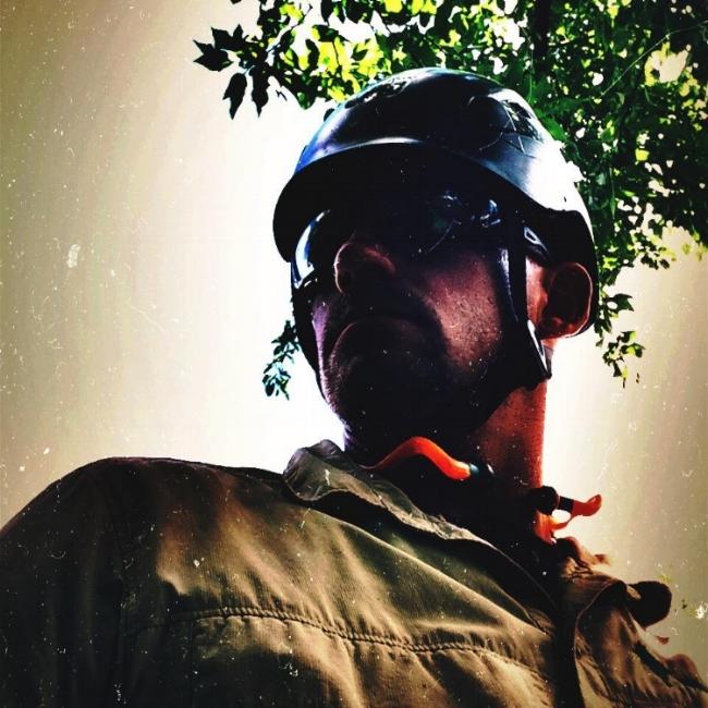 Dallas stephens:    Owner. ISA & KAA Certified Arborist